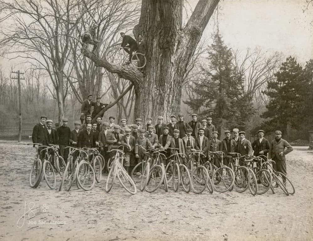 Balmville Tree and Newburgh Wheel Club