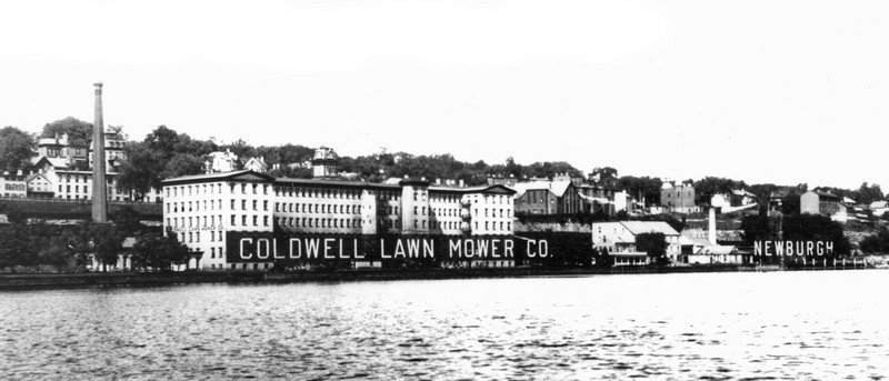 Coldwell Lawnmower Factory