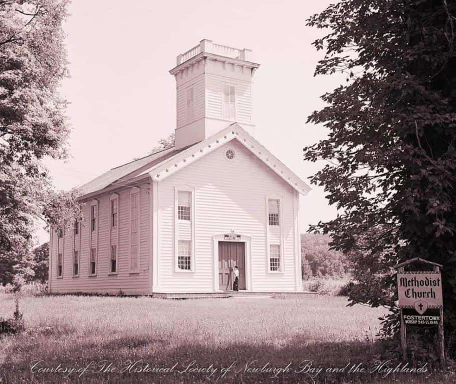 Fostertown Methodist Church Early2