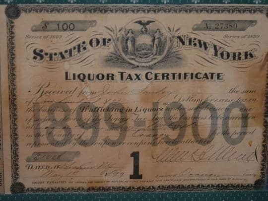 Lake View Liquor License