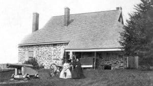 Early Washington's Headquarters